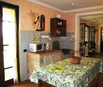 Castelfiorentino farmhouse rental