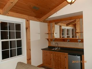 Wilmington chalet photo - Wet Bar in Loft