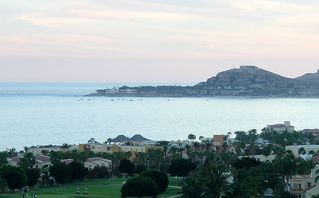 San Jose del Cabo condo photo - West view (Palmilla)