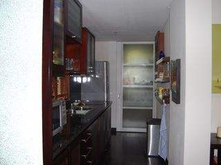 Nusa Dua apartment photo - kitchen