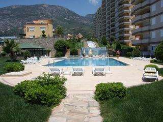 Alanya apartment photo - Little swimmingpool 400m²