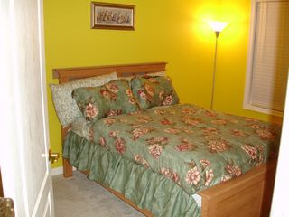 Vacation Homes in Ocean City townhome photo - Bedroom