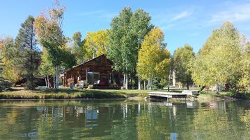 Pagosa Springs cabin rental - Early fall in the mountains