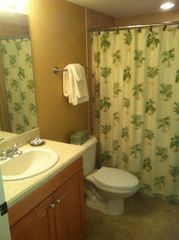 Indian Rocks Beach condo photo - Hallway bath with private entry from 2nd Bedroom