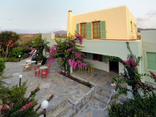 Gouves villa photo - Villa Athena with its beautiful gardens