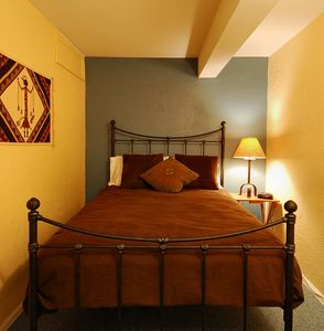 Den w/Full size bed - Lower level   Breckenridge holiday rental
