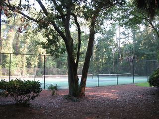 Sea Pines condo photo - Tennis Courts on Site FREE to guests of LHTC