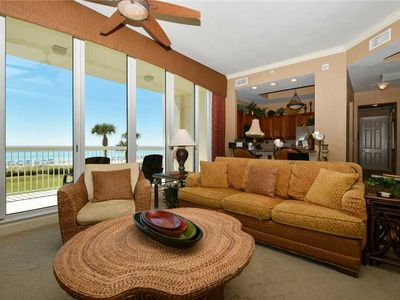 1 Silver Beach Towers West PH205 - Living Area