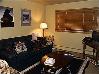 Aspen townhome photo - Private study with internet and fax