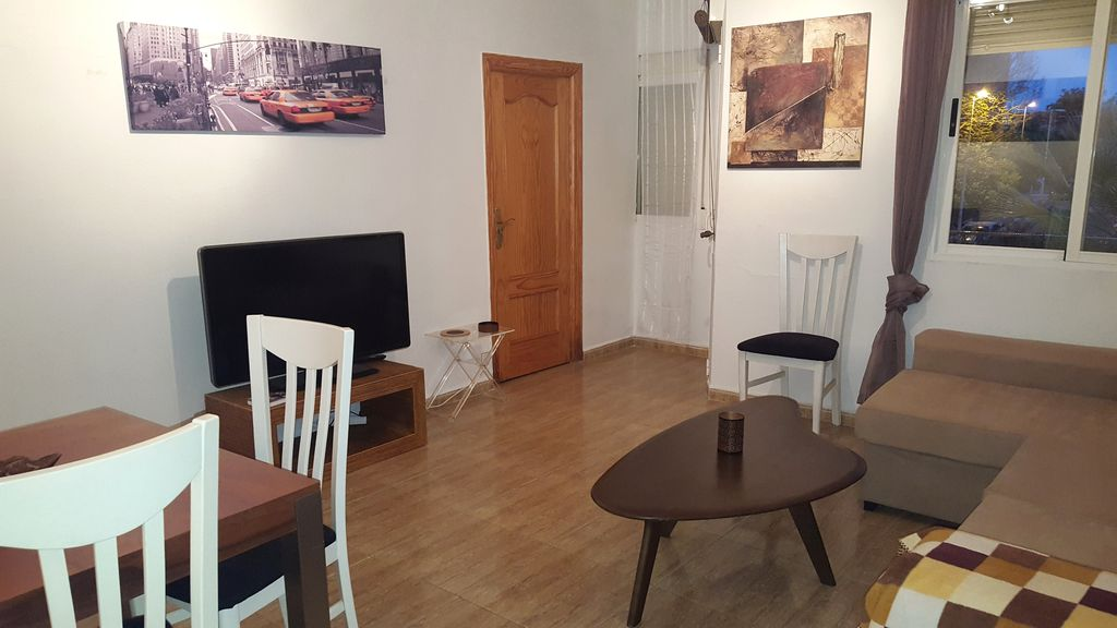 4 bedroom flat in la Ribera with Wifi
