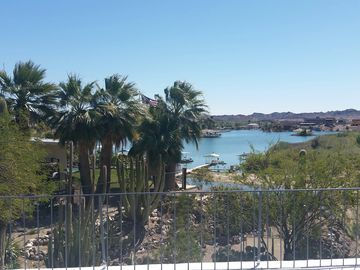 Yuma house rental - View of Fishers Landing from Deck