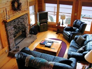 Golden Valley cabin photo - Lots of comfortable seating for your relaxing time