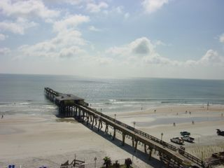 Daytona Beach Shores condo photo - Dine over the ocean at our neighbor