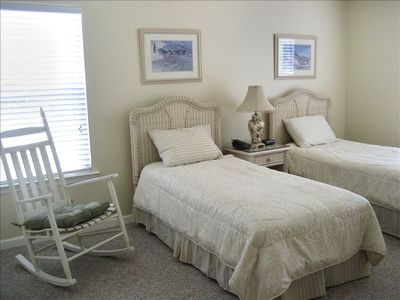 Guest Rm - Great for families w/ kids. 2 additional twin mattresses in closet.