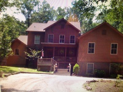 Luxurious Mountain House in Sewanee, Tn on top of Monteagle & Cavern Music Venue