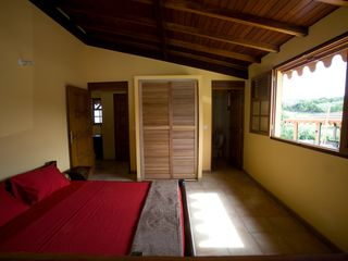 Le Marin villa photo - Master Bedroom. First floor