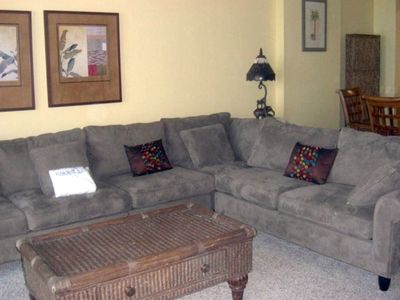 Large Sectional Sleeper for Whole Family to enjoy!