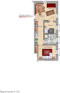 Cheap Apartment, recommended by travellers !
