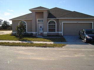 Wildflower Ridge villa photo - Welcome to our Florida home!