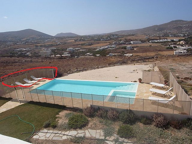 House, 155 square meters, with pool