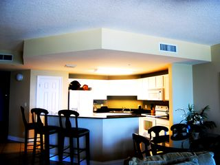 Calypso Resort condo photo - Marble counter tops in well equipped spacious kitchen.
