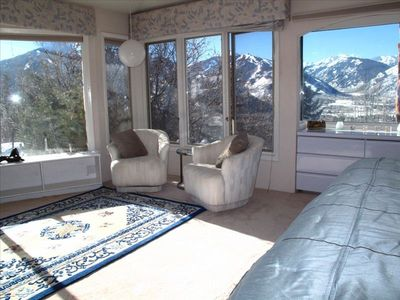 Master 2 Panoramic Ski Area Views-Private Yard