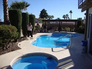 Las Vegas house photo - .pool area