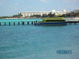 Cancun condo photo - Ferry Boat to Isla Mujers (Island of Women) for a day of fun, 2 min. walk