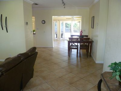 Boca Raton house rental - Entrance
