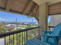 Near Resturants, Shops, Across From The Beach, Community Pool & Hot Tub ~ Club at Mexico Beach 2D