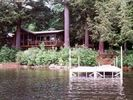Lake Nubanusit cabin vacation rental photo