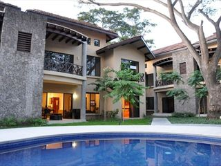 Playa del Coco condo photo - Ground floor facing pool
