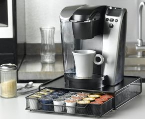Austin apartment photo - Help yourself to a great cup of coffee with Keurig style convenience