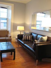 Philadelphia townhome photo - Sitting Area in 3front