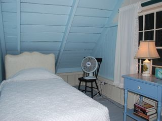 Brunswick cottage photo - Bedroom Nook