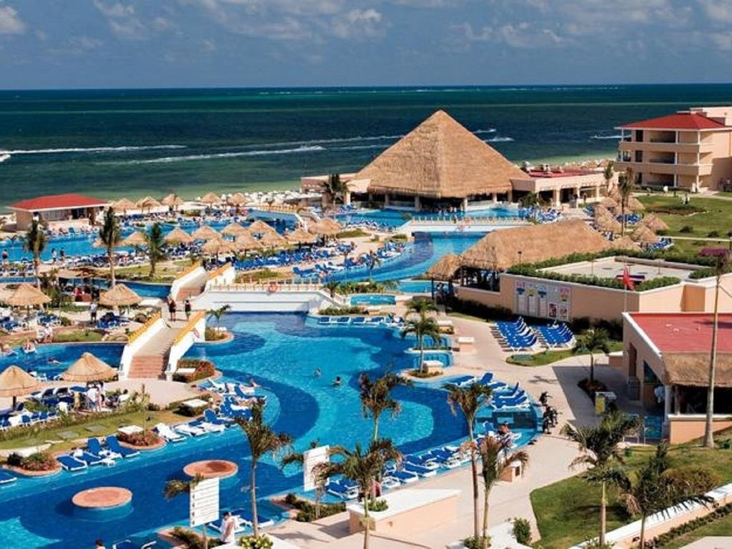 MOON PALACE RESORT CANCUN ALL INCLUSIVE VIP  VRBO