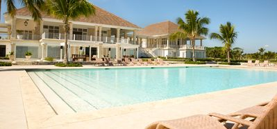 Elegant 4 Bed 5 star Villa /Lush Setting in Tortuga Bay, PC Resort & Club