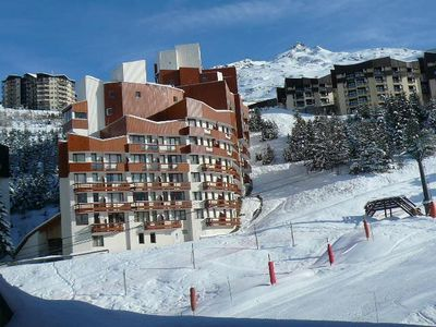 Apartment in residence foot of the slopes and shops