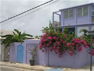Vieques Island house photo - House from street