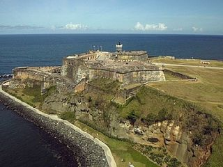 Ocean Park apartment photo - Must see while in PR...Old San Juan. Bus to Old San Juan 2 blocks away.
