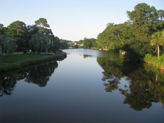 Palmetto Dunes villa photo - Fish, kayak or boat in our beautiful lagoons.
