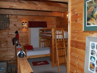 Sugar Grove cabin photo