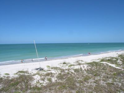 Indian Rocks Beach condo rental - View from the Balcony