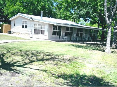 Welcome to our ranch!  Cross C Cabin in Central Texas near Waco and Baylor U.