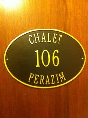 Dillon condo photo - The front door to Chalet Perazim. Welcome and enjoy your stay!