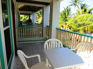 Ambergris Caye condo photo - Banyan Bay Villas is located on the beach
