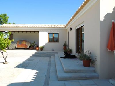 Lovely villa in country surroundings not far from beach, ideal for a couple for Winter/Spring holidays or longer stays