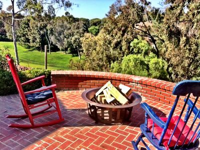 Newport Beach house rental - Sit back, relax and enjoy the view!