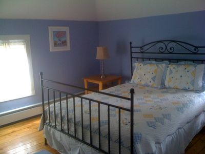 Oak Bluffs house rental - Master bedroom