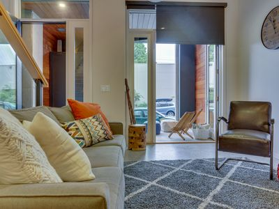Upscale urban townhomes in prime location in Portland's NW District